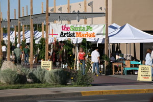 Spring Santa Fe Artists Market @ Railyard Plaza | Santa Fe | New Mexico | United States