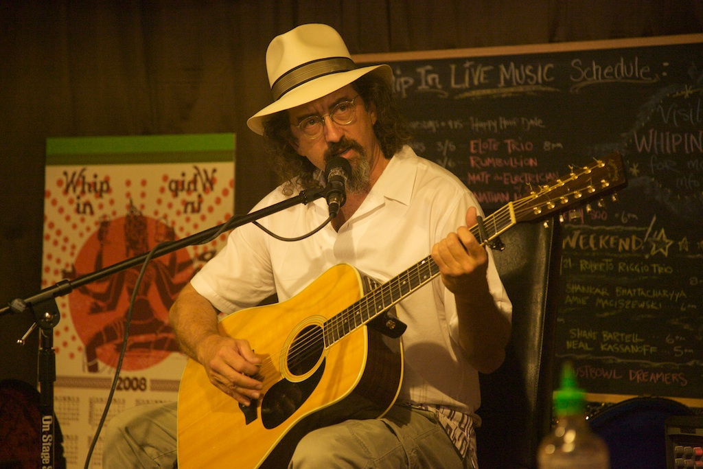 Heath Concerts presents James McMurtry @ Railyard Plaza | Santa Fe | New Mexico | United States