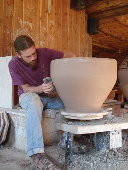 Throwing HUGE Pots: Weekend Workshop @ Santa Fe Clay  | Santa Fe | New Mexico | United States