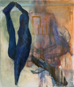 "Gallery Discussion: ""Figuration and Abstraction in Contemporary Painting"" with Eugene Newmann  @ David Richard Gallery 