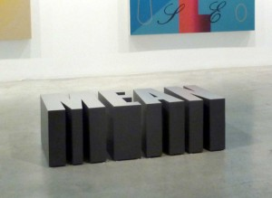 """Nancy Dwyer's """"WHAT"""" Opening Reception  @ David Richard Gallery 