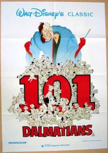 "Railyard Park Summer Movie Series: ""101 Dalmatians"" @ Railyard Performance Green"
