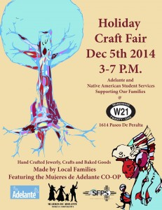 Adelante Arts & Crafts Fair  @ Warehouse 21 | Santa Fe | New Mexico | United States