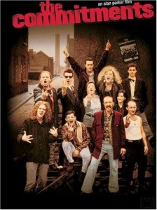 "Railyard Park Summer Movie Series: ""The Commitments"" @ Railyard Performance Green"