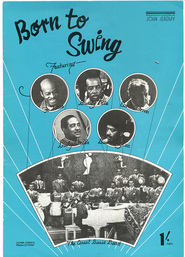 "SF Music Collective Jazz Series presents ""Born to Swing""  @ Warehouse 21 
