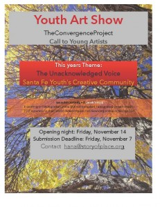 "Youth Art Show: ""The Convergence Project"" Opening Night @ Warehouse 21 