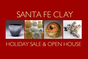 Santa Fe Clay's Holiday Sale & Open House @ Santa Fe Clay | Santa Fe | New Mexico | United States