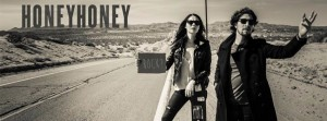 "AMP Concerts Presents ""HONEYHONEY"" @ Railyard Plaza 