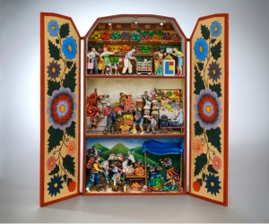"""Retablos: A New Voice"" Opening Reception @ William Siegal Gallery 