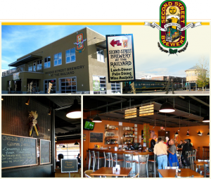 LONE PIÑON @ Second Street Brewery @ The Railyard | Santa Fe | New Mexico | United States