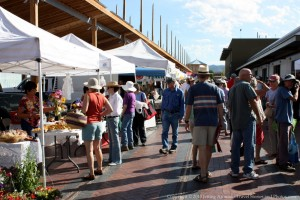 Tuesday Santa Fe Farmers Market @ Market Pavilion & Railyard Shade Structure | Santa Fe | New Mexico | United States