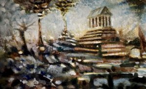 """MICHAEL ROQUE COLLINS """"WORKS ON PAPER"""" - ARTIST RECEPTION @ LewAllen Galleries 
