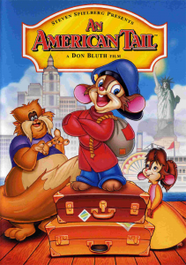 """FREE FAMILY FILM SERIES """"AN AMERICAN TAIL"""" @ Violet Crown Cinema  