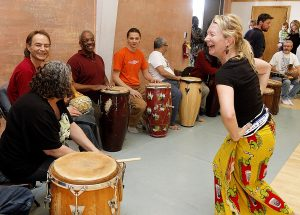 Haitian and West African Dance @ Railyard Performance Center | Santa Fe | New Mexico | United States