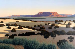 "DOUG WEST ""NEW PAINTINGS"" - ARTIST RECEPTION @ Blue Rain Gallery 