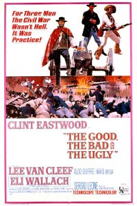 """ESSENTIAL CINEMA  - """"THE GOOD, THE BAD, AND THE UGLY"""" @ Violet Crown Cinema 