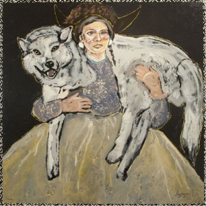 """IRA YEAGER """"PORTRAITS AS NARRATIVE"""" - ARTIST RECEPTION @ LewAllen Galleries   Santa Fe   New Mexico   United States"""