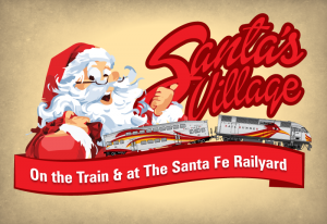 SANTA'S VILLAGE @ Santa Fe Railyard | Santa Fe | New Mexico | United States