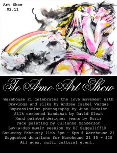 TE AMO ART SHOW @ Warehouse 21 | Santa Fe | New Mexico | United States