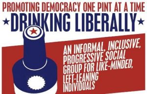 DRINKING LIBERALLY @ Second Street Brewery | Santa Fe | New Mexico | United States