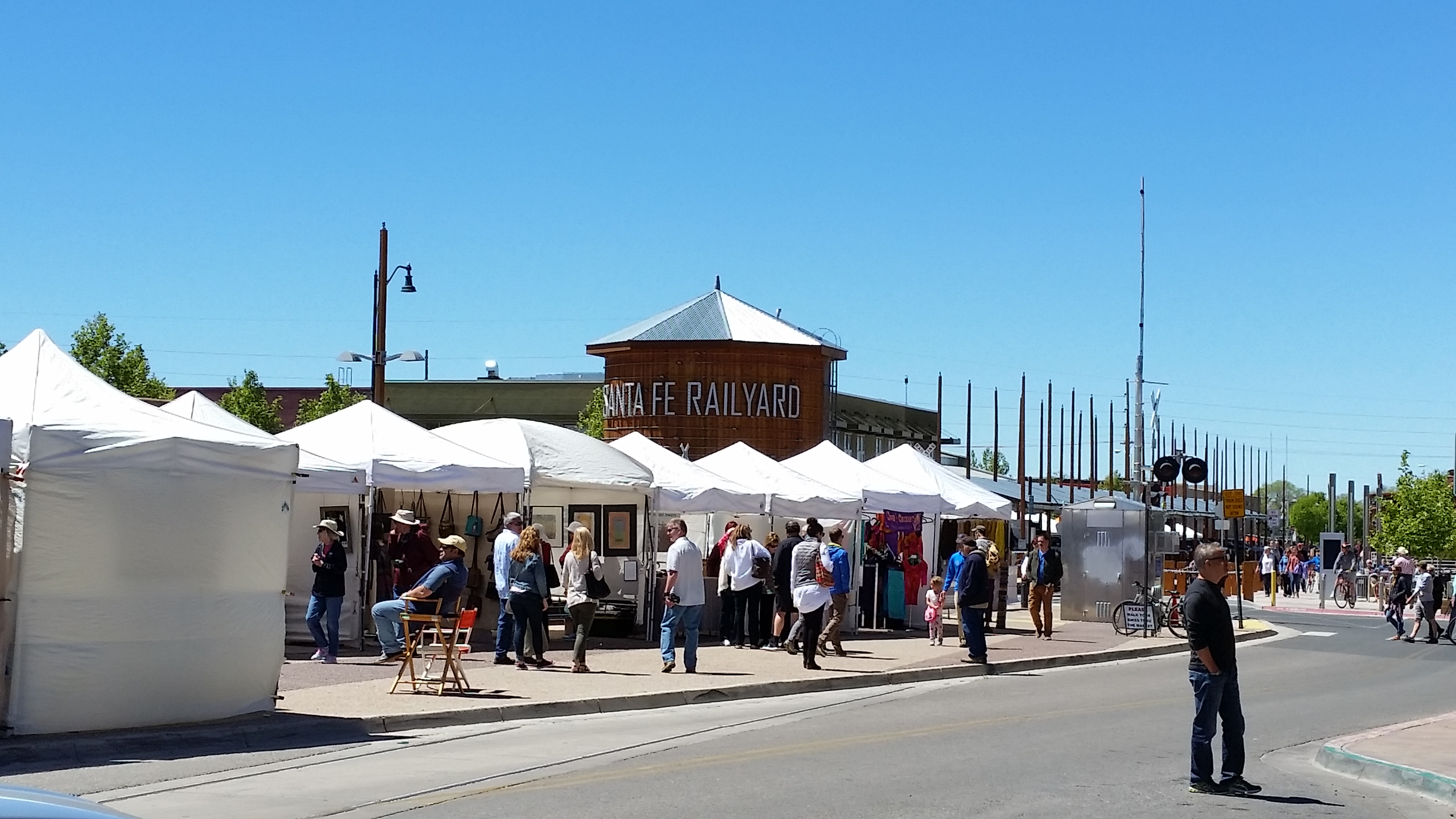 SANTA FE ARTISTS MARKET @ Santa Fe Railyard Plaza (Across from REI) | Santa Fe | New Mexico | United States