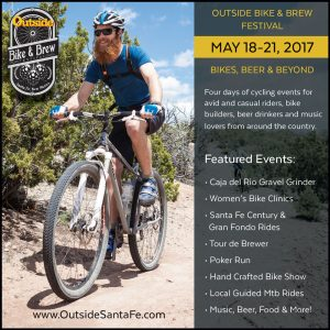 OUTSIDE BIKE & BREW @ Railyard Park | Santa Fe | New Mexico | United States