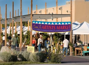 SANTA FE ARTISTS MARKET @ Santa Fe Railyard Park | Santa Fe | New Mexico | United States
