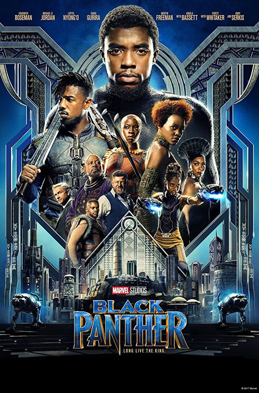 BLACK PANTHER (Rescheduled date) @ Railyard Park | Santa Fe | New Mexico | United States