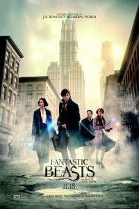 "RAILYARD PARK SUMMER MOVIE SERIES/""Fantastic Beasts & Where to Find Them"" @ Railyard Park 