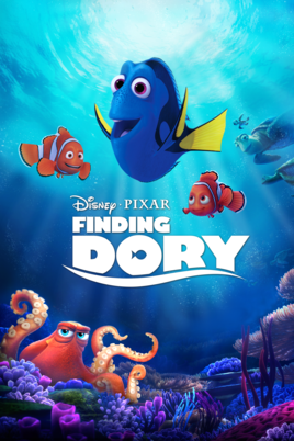 "SUMMER MOVIE SERIES/""Finding Dory"" @ Railyard Park 