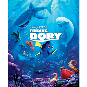 "RAILYARD PARK SUMMER MOVIE SERIES/""Finding Dory"" @ Railyard Park 