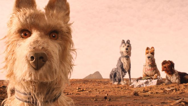 "SUMMER MOVIE SERIES/""Isle of Dogs"" @ Railyard Park 