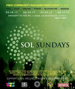 SOL SUNDAYS @ Railyard Park | Santa Fe | New Mexico | United States