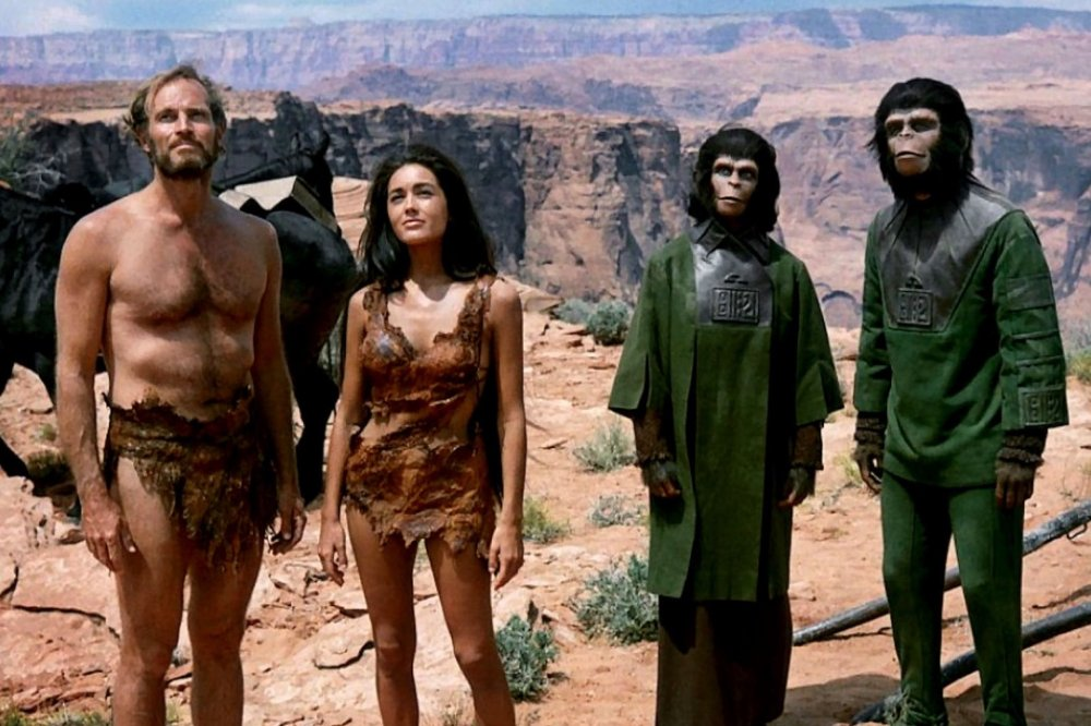 """SUMMER MOVIE SERIES/The Original """"Planet of the Apes""""! @ Railyard Park 