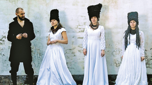 "CONCERT – AMP SUMMER SERIES ""DAKHABRAKHA"" @ Railyard Plaza  