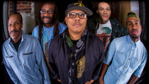 "CONCERT – AMP SUMMER SERIES ""DUMPSTAPHUNK"" @ Railyard Plaza  