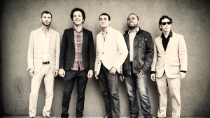 "CONCERT – AMP SUMMER SERIES ""LOS HACHEROS"" @ Railyard Plaza  