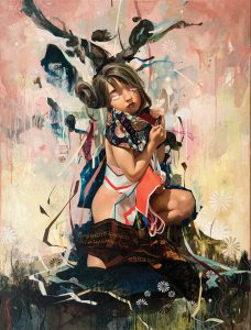 SOEY MILK: Kiokada @ Evoke Contemporary | Santa Fe | New Mexico | United States