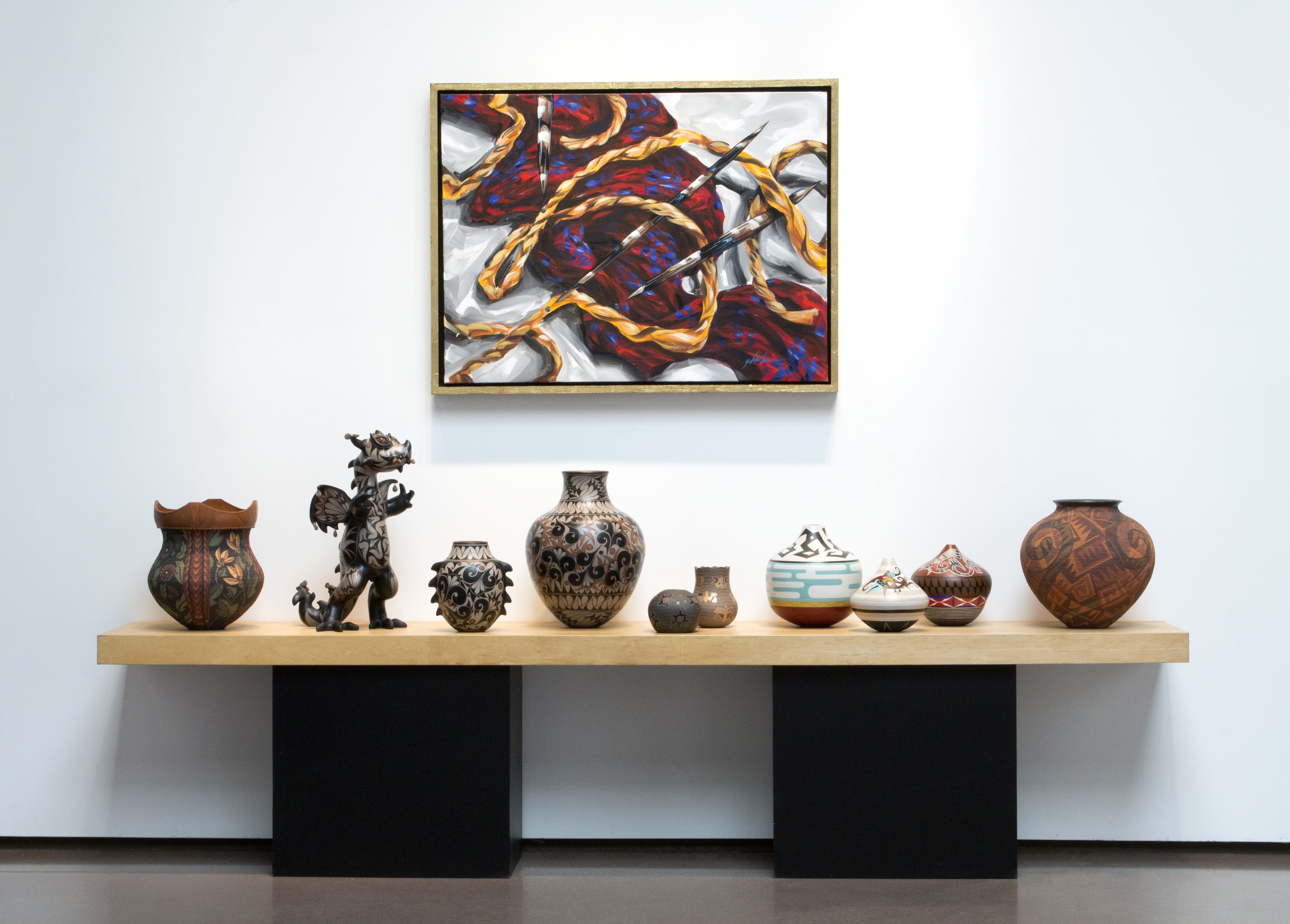 ARTIST RECEPTION AND GROUP EXHIBITION @ Blue Rain Gallery | Santa Fe | New Mexico | United States