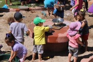 SAND DAY SATURDAY @ Santa Fe Railyard Park @the Children's Play Area | Santa Fe | New Mexico | United States