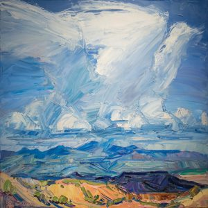 LOUISE McELWAIN: Oil of Joy @ Evoke Contemporary | Santa Fe | New Mexico | United States