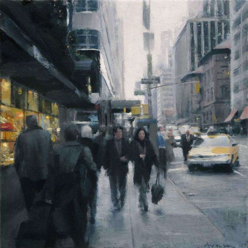 BEN ARONSON: PERSPECTIVE AND THE EPHEMERAL (in conjunction with Last Friday ArtWalk) @ LewAllen Galleries | Santa Fe | New Mexico | United States