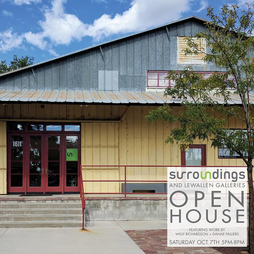 SURROUNDINGS & LEWALLEN GALLERIES OPEN HOUSE @ Surroundings Studio | Santa Fe | New Mexico | United States