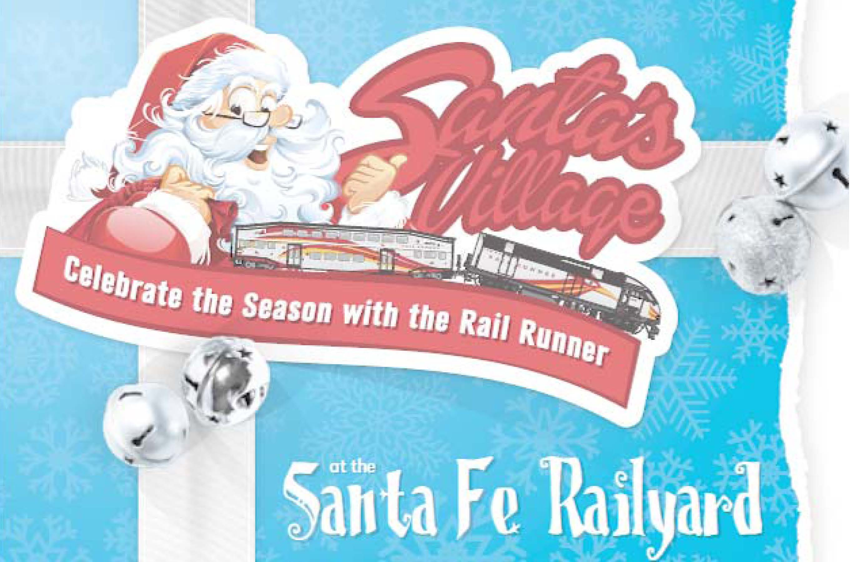 SANTA'S VILLAGE @ Railyard Plaza | Santa Fe | New Mexico | United States