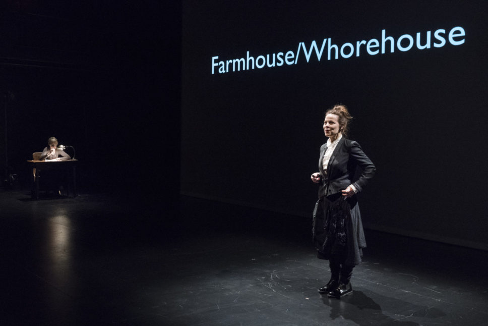 "ART TALK: ""FARMHOUSE/WHOREHOUSE: AN ARTIST LECTURE BY SUZANNE BOCANEGRA STARRING LILI TAYLOR"" @ SITE Santa Fe 