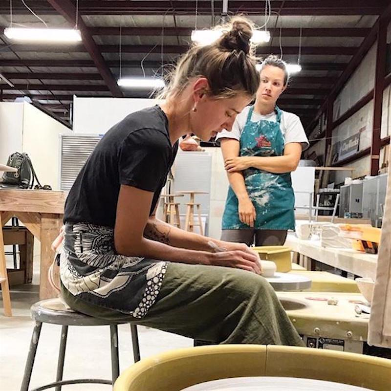 SANTA FE CLAY WORKSHOP: ALL-LEVEL WHEEL WITH BIANKA GROVES @ Santa Fe Clay | Santa Fe | New Mexico | United States