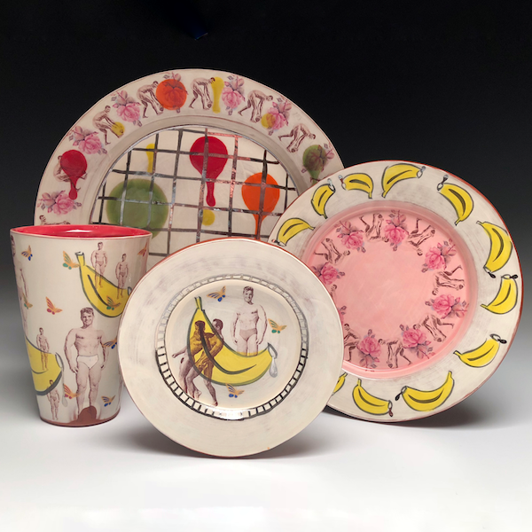 SANTA FE CLAY WORKSHOP: PERSONALIZED DINNERWARE WITH WESLEY HARVEY @ Santa Fe Clay | Santa Fe | New Mexico | United States