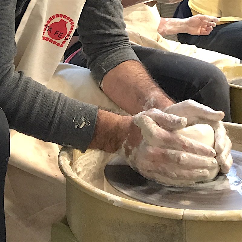SANTA FE CLAY WORKSHOP: ALL-LEVEL WHEEL WITH CLAY HICKS @ Santa Fe Clay | Santa Fe | New Mexico | United States
