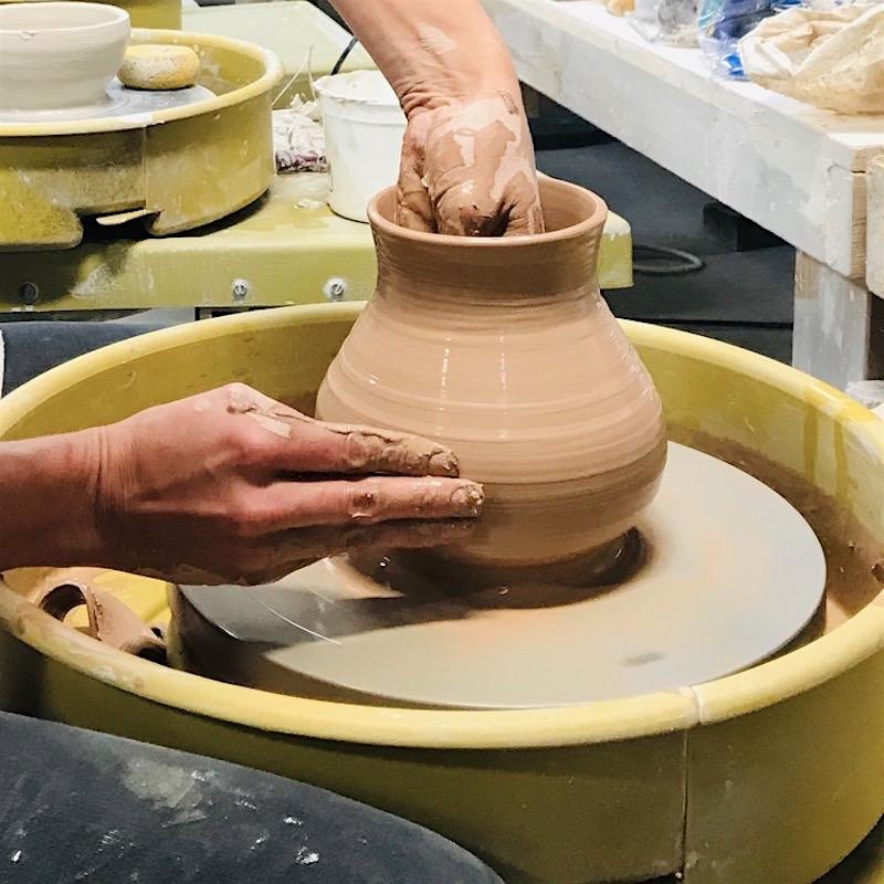 SANTA FE CLAY WORKSHOP: INTRO TO WHEEL WITH FRANCIE PARKER @ Santa Fe Clay | Santa Fe | New Mexico | United States