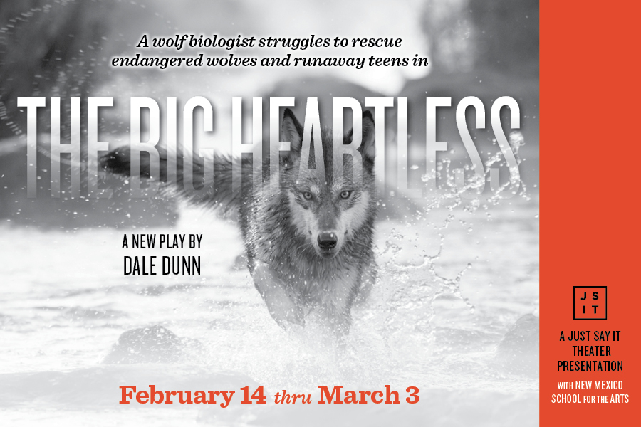 """""""THE BIG HEARTLESS"""" BY JUST SAY IT THEATER @ Warehouse 21 